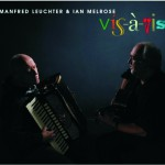 Duo Leuchter Melrose CD Cover