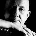 Manfred Leuchter sw Portrait